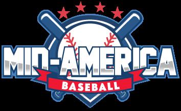 Mid-America Baseball Logo